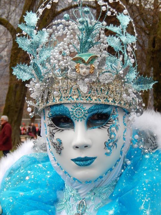 Photo du Carnaval Vénitien d'Annecy