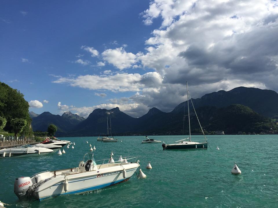 Lac d'Annecy - Visiter Annecy et son lac