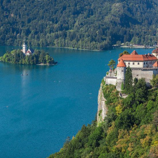 Bled - Slovebue