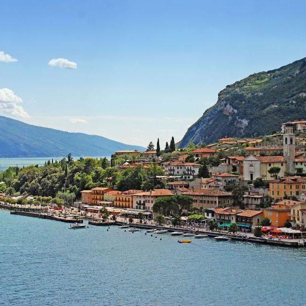 Garde, Italie