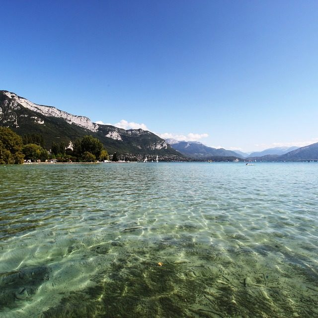 Lac d'annecy Annecy